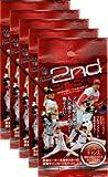 BBM2012 ベースボールカード セカンドバージョン未開封5パックセット
