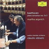 Beethoven: Piano Concertos Nos. 2 & 3, Opp. 19, 37 by Ludwig van Beethoven (2004-11-09)