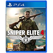 Sniper Elite 4 (PS4) (輸入版)