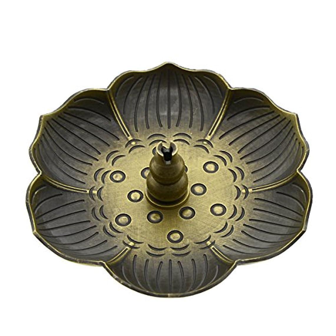 胆嚢キュービック規則性Saim Zen Buddhist Incense Burner、コーンお香ホルダー、Gourdタイプ 2