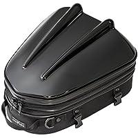 タナックス MOTOFIZZ シェル シートバッグ MT/ブラック (容量10-14ℓ) MFK-238