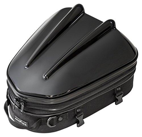 タナックス MOTOFIZZ シェル シートバッグ MT/ブラック (容量10-14?) MFK-238