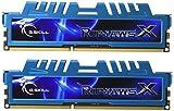 G.Skill F3-12800CL7D-8GBXM DDR3-RAM Kit 8 GB / 1600 MHz