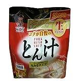 宮坂醸造 神州一味噌 コクが自慢のとん汁 1180g(59g×20食入り)