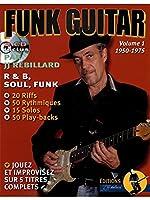 Funk Guitar Vol.1 1950-1975 + 2 CDs