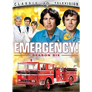 Emergency: Season Six [DVD] [Import]