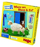 Haba Where are Sheep & Co.? (German version: 4271) by HABA