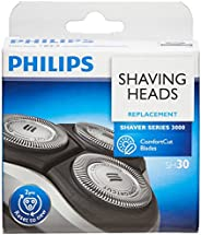 Philips ShaverSeries 3000 Replacement Electric Shaving Head - Fits S3000 (S3xxx), S1000 (S1xxx) & Star War