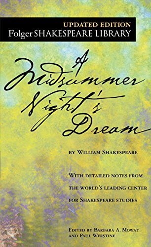 A Midsummer Night's Dream (Folger Shakespeare Library)の詳細を見る