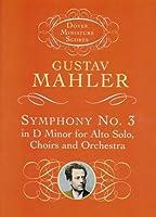 マーラー: 交響曲 第3番 ニ短調/ドーヴァー社/小型スコア