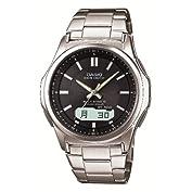 [カシオ]CASIO 腕時計 WAVE CEPTOR 世界6局対応電波ソーラー