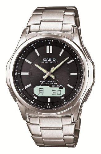 [カシオ]CASIO 腕時計 WAVE CEPTOR 世界6局対応電波ソーラー WVA-M630D-1AJF メンズ
