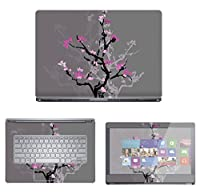 Decalrus - Protective Decal Skin skins Sticker for Dell Inspiron i7437 7000 Series (14 Screen) case cover wrap DEinspironi7437-174