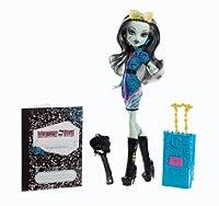 モンスターハイMonster High Travel Scaris Frankie Stein Doll [並行輸入品]