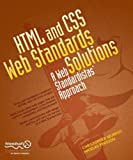 HTML and CSS Web Standards Solutions: A Web Standardistas' Approach by Nicklas Persson Christopher Murphy(2008-12-17)