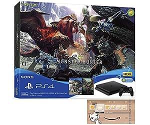 PlayStation 4 MONSTER HUNTER: WORLD Value Pack【Amazon.co.jp限定】オリジナルカスタムテーマ 配信