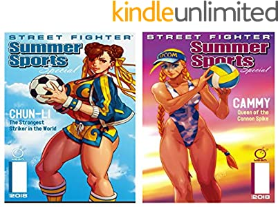 Street Fighter Summer Sports Special 2018 Comic (English Edition)