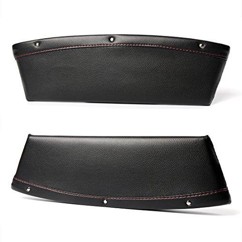 車用シートサイド収納ポケット カー用品(2個セット)