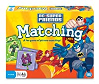 Games - DC Comics - Super Friends Matching Toys New Gifts Licensed 01082