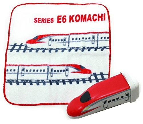 [해외]NEW 물수건 트레인 E6 계 미인/NEW Wet towel train E6 series Komachi