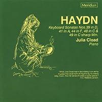 Haydn;Piano Sonatas No.39