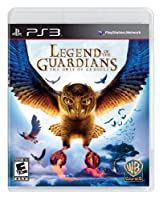 Lagend of the  Guardians: The Owl's of Ga'Hoole (輸入版) - PS3