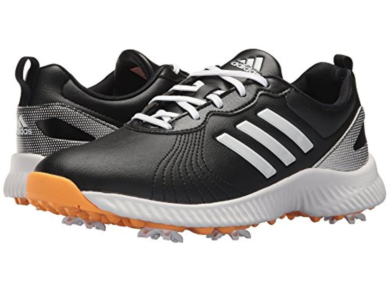 (アディダス) adidas レディースゴルフシューズ?靴 Response Bounce Core Black/Footwear White/Real Gold 8.5 (25.5cm) M