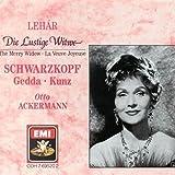 LehŸr: Die lustige Witwe (The Merry Widow) / Otto Ackermann