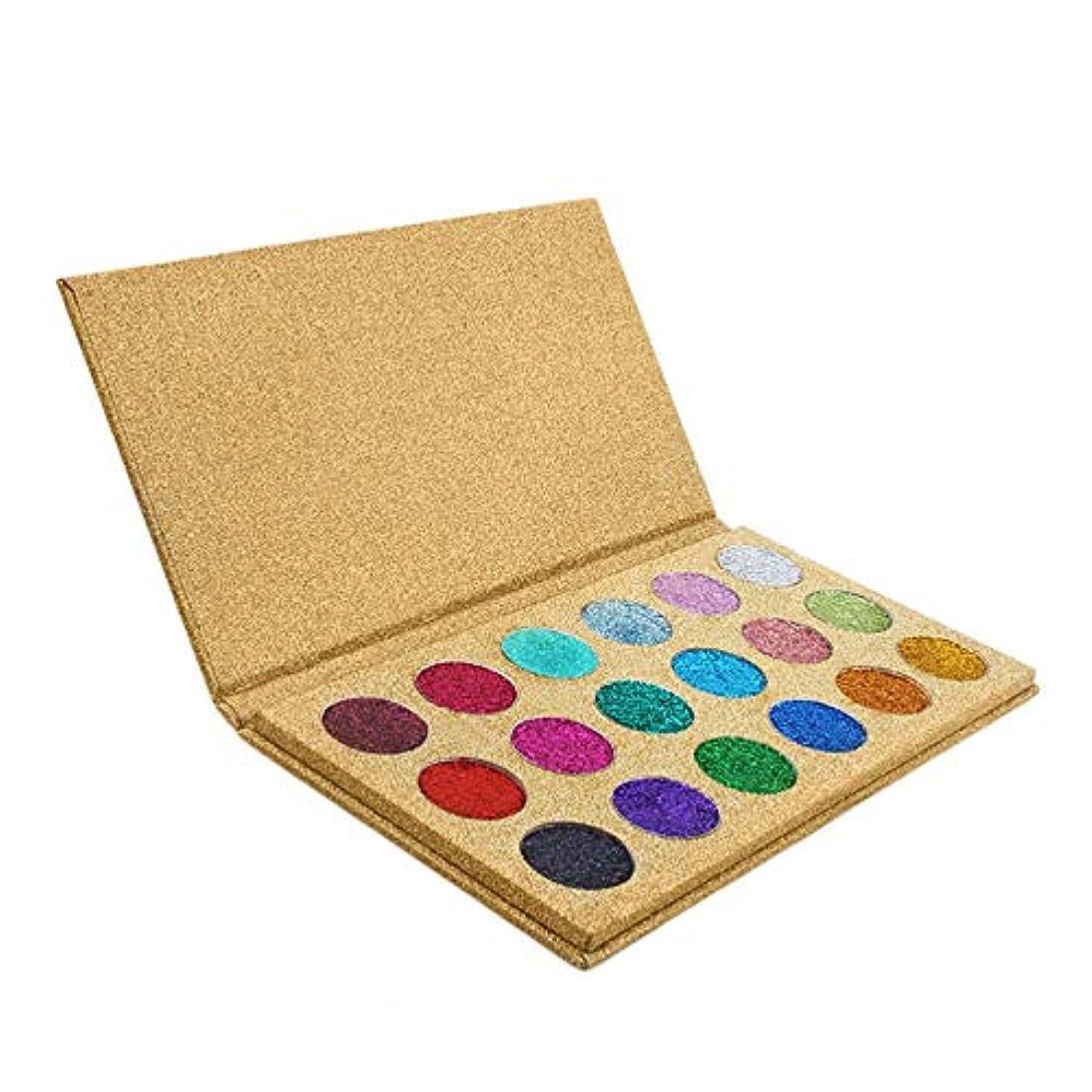 ウイルス分類文18色アイシャドウメイクアップ化粧品シマーマットアイシャドウパレット