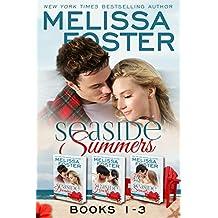 Seaside Summers (Books 1-3, Boxed Set): Love in Bloom (Love in Bloom: Seaside Summers)