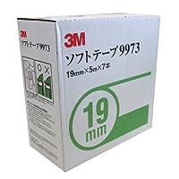 3M 9973 ソフトテープ 19mmX5M 7本入