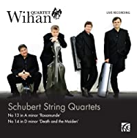 String Quartets 13 & 14