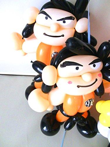 ドラゴンボール誕生日祝 バルーンバルーンアート日本商品の海外転送
