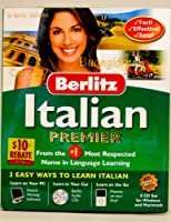 Berlitz Italian Premier: Learning That's Fast, Easy and Effective!