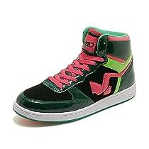 MAD FOOT!(マッドフット) MAD PREDATOR HI(マッドプレデターHI) 83113 グリーン/ブラック/ピンク
