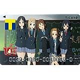 けいおん! 10thデザイン Tカード Tポイントカード ・未登録・未使用 ファングッズ