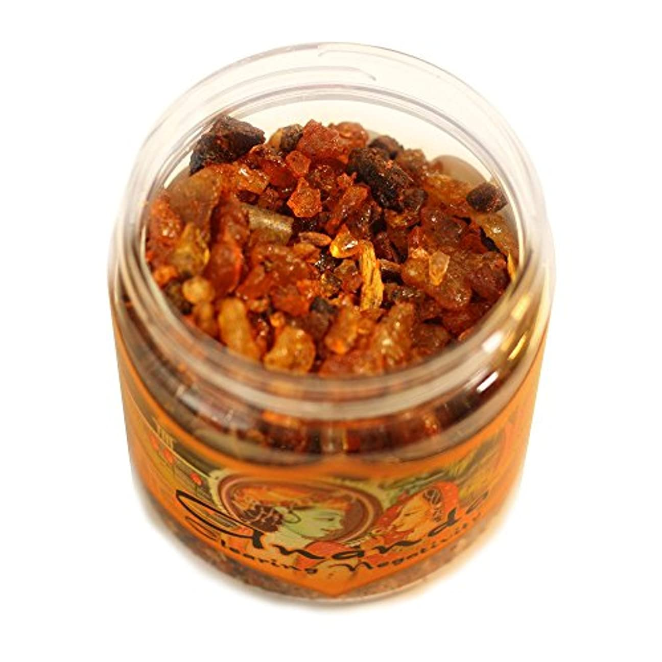 に賛成備品霧深い樹脂Incense Ananda – Clearing Negativity – 2.4oz Jar