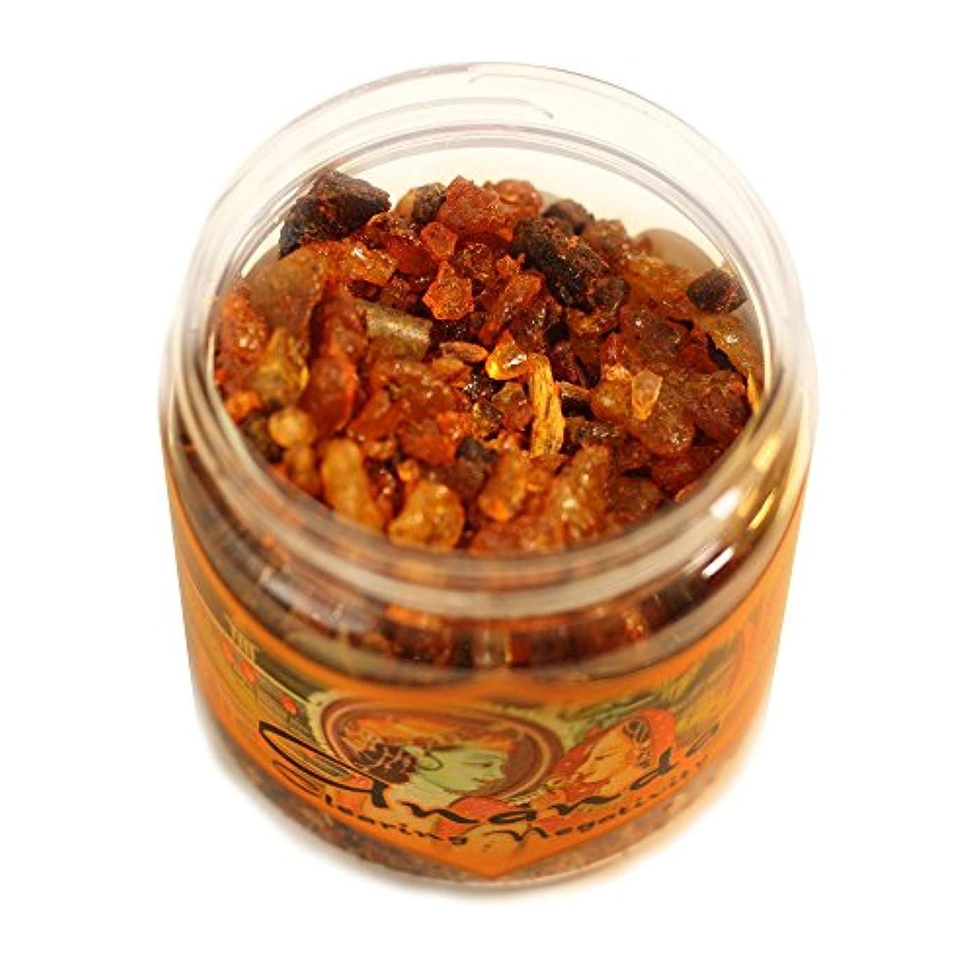 巨大チーズ路地樹脂Incense Ananda – Clearing Negativity – 2.4oz Jar