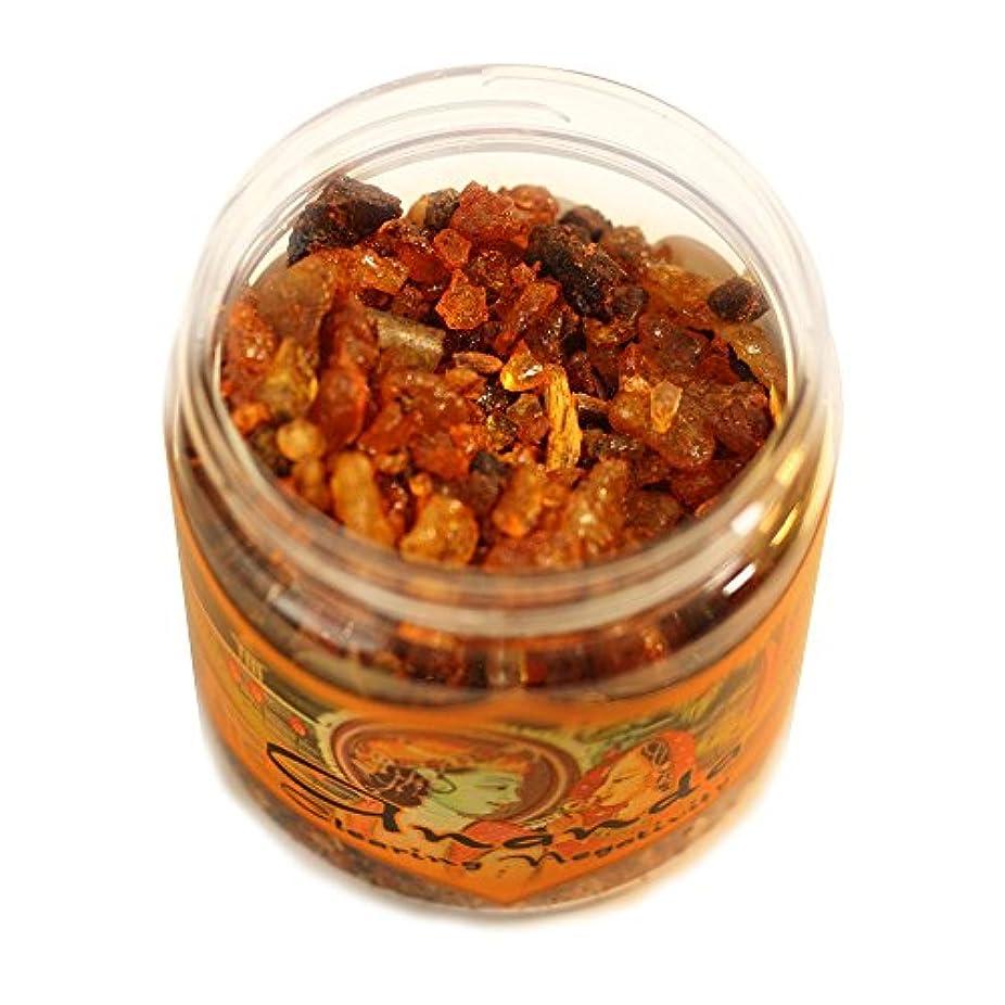 期限コンデンサー区樹脂Incense Ananda – Clearing Negativity – 2.4oz Jar