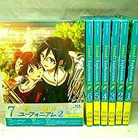 セカンド 響けユーフォニアム第二期ブルーレイ 全7巻セット 京都アニメーション