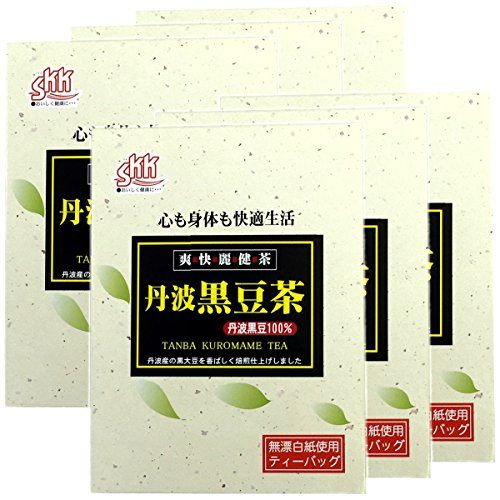【国産】丹波黒豆茶 丹波産100% 100g(5g×20パック)×6袋セット