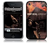 Music Skins iPhone 3G/3GS用フィルム Drop Dead, Gorgeous - In Vogue iPhone 3G/3GS MSRKIP3G0069