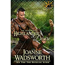 Highlander's Desire (The Matheson Brothers Book 1)