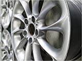 【中古ホイール 17インチ】【BMW タービンスタイリング106】【中古ホイール 17インチ】 1シリーズE82 E87 E88 3シリーズE46