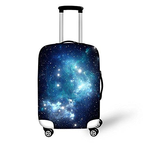 ICASSO高品質のスーツケースカバー伸縮素材 弾性設計防塵や防水 旅行luggage cover女性と男性や旅行者に...