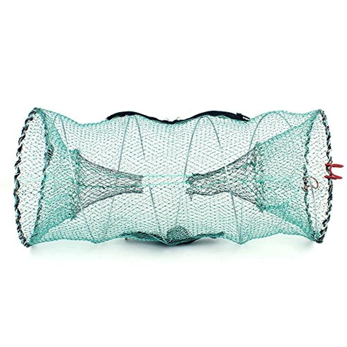 教育するジュースまたはどちらかClassicbuy 魚捕り 魚キラー 折り畳み式 魚網 釣り網 軽量 コンパクト収納 かご ウナギ アナゴ タコ エビ カニ 小魚 などを一網打尽 仕掛け アウトドア 釣りネット