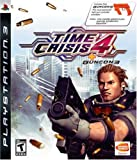 Time Crisis 4 (Includes Guncon 3) (輸入版) - PS3