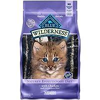 ブルーバッファロー BLUE ウィルダネス 子猫用 キトン チキン 0.91kg グレインフリー