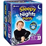 BabyLove SleepyNights 4 - 7 yrs, 18-35kg (9 pack x 3, 27 Total)