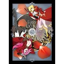 【Amazon.co.jp限定】Fate/EXTRA Last Encore 1(メーカー特典:「ネロからのプレゼントセット」付)(全巻購入特典:「描き下ろしB1布ポスター+ブックカバー」「ワダアルコ描き下ろし全巻収納BOX&ポートレート」引換シリアルコード付)(完全生産限定版) [Blu-ray]